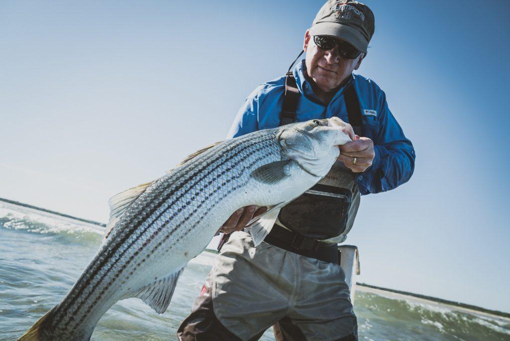 fishing Bass River Marina
